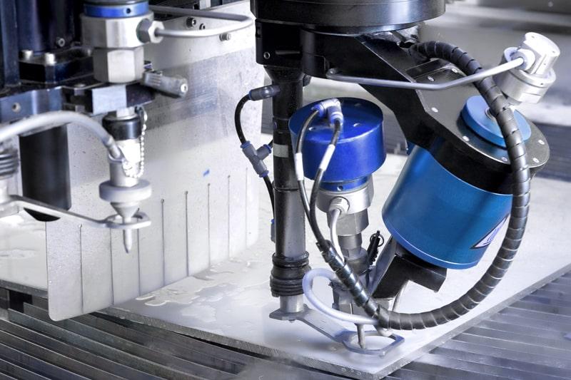 WaterCut Remscheid - Wasserstrahlschneidemaschine